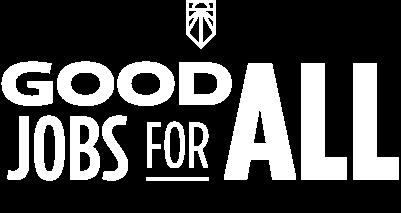 Good Jobs for All Pledge
